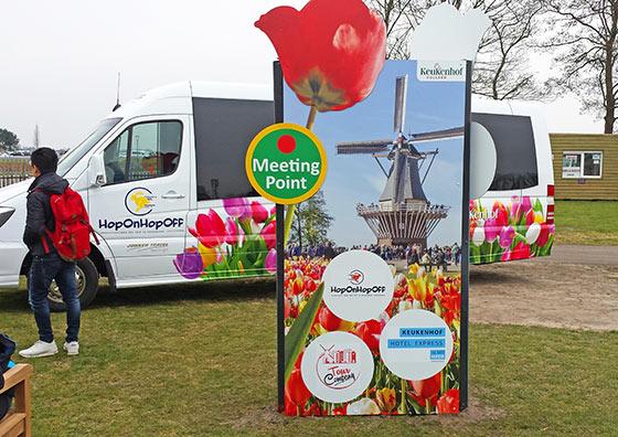 meeting-point-opstelling-bussen-keukenhof-lisse-holland